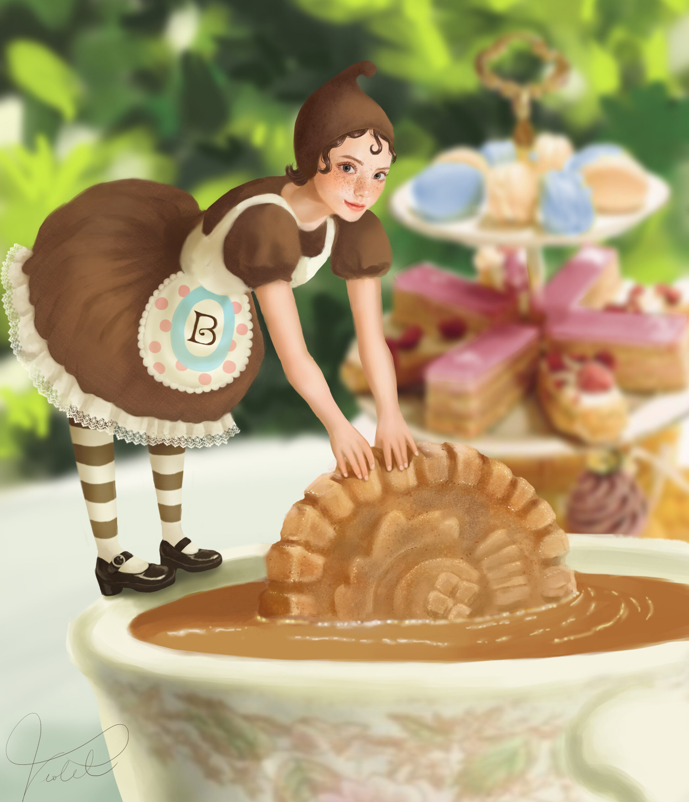 Bea the Brownie