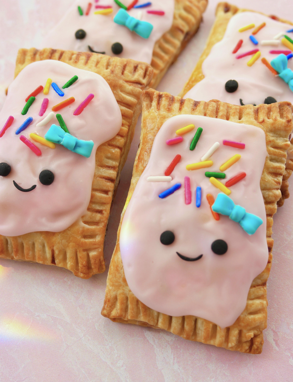 Happy Jam Tarts